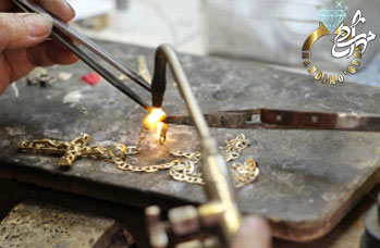 تعمیر زیورآلات طلا